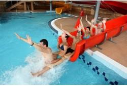 """Veepargikülastus """"Trasalis Trakai Resort & SPA"""" ja maitsev pitsa"""