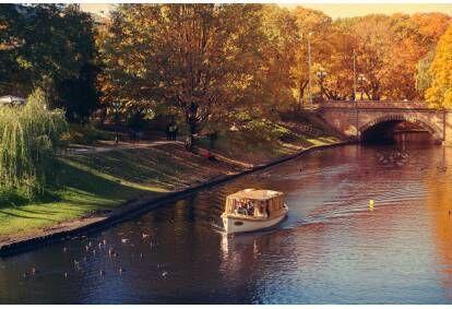 Kruiis ühele Riia kanalil