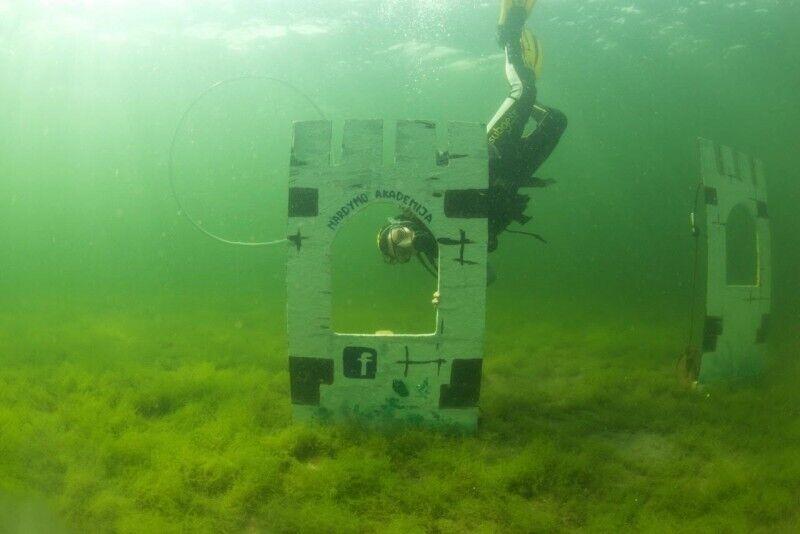 Sukeldumine + fotosessioon Plateliai järves