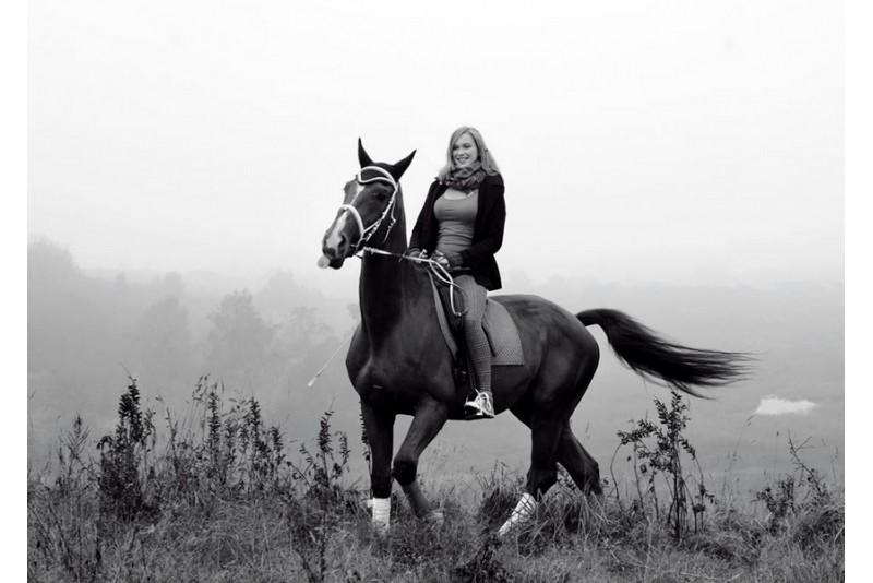 Необычная фотосессия с лошадьми для 1-12 человек в Вильнюсе