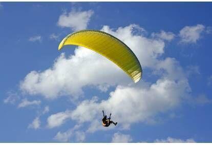Pažintinis skrydis parasparniu su instruktoriumi Kretingoje