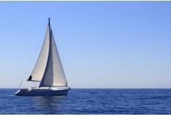 Pažintinis plaukimas jachta Kuršių mariose (1-6 asmenims)
