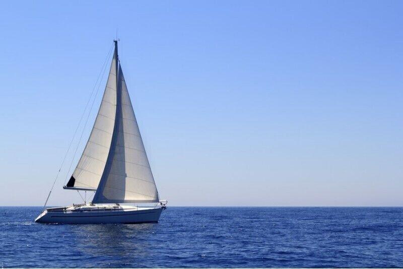 Ознакомительная прогулка на яхте по Куршскому заливу  для 1-6 человек