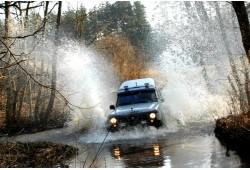 Ekstreemne off-road juhtimise koolitus Vilnius