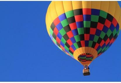 Nepamirštamas skrydis oro balionu Vilniuje