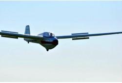 Apžvalginis skrydis sklandytuvu pajūryje