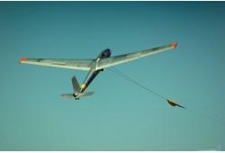 Pilotavimo skrydis sklandytuvu Trakuose