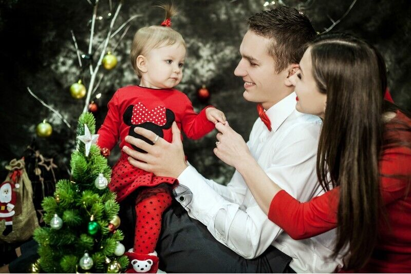 Семейная фотосессия в Клайпеде