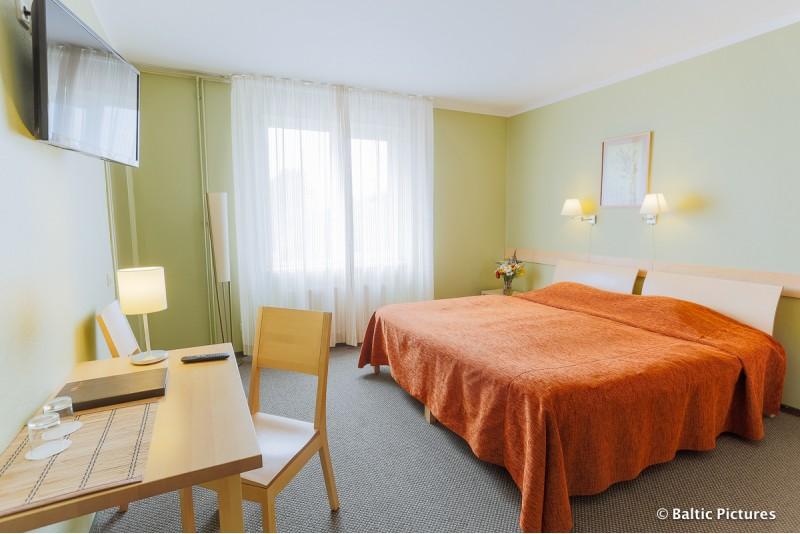 """SPA puhkus kahele hotellis """"HOTEL EZERI"""" Lätis"""