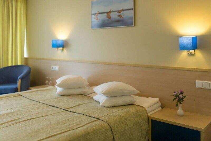 Расслабляющая ночь для двоих в  Spa Hotell Rüütli  Saaremaa
