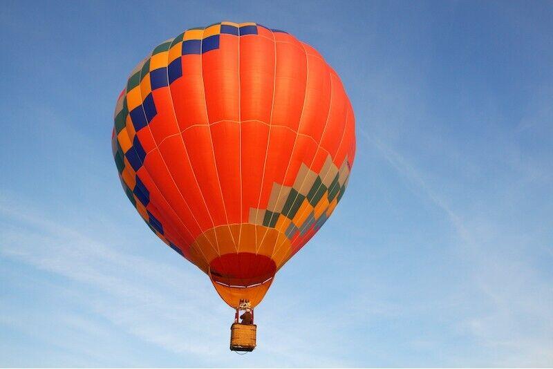 Эксклюзивный полет на воздушном шаре в Тарту, Пярну или Таллине для 10 персон