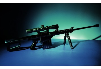 """Экстремальная стрельба """"Снайпер"""" в Таллине"""