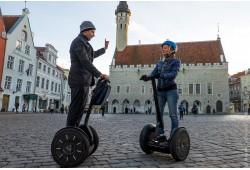 Lõbus sõit Segwayl Tallinn