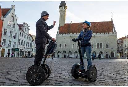 Lõbus sõit tasakaaluliikuril Tallinn