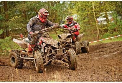 Adrenaliinirikas ATV sõit kahele Saue