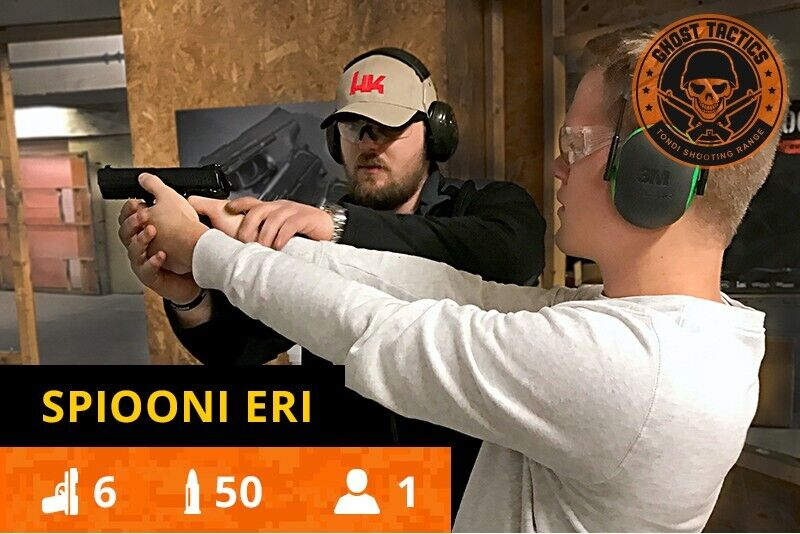 """Комплект стрельбы """"Специальный шпион"""" в Тонди в Таллине"""