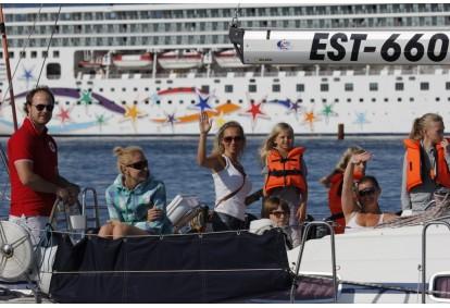 Eriline sündmus Tallinna lahel