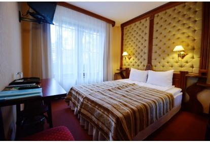 """Romantiline puhkus kahele Jurmala hotellis """"Pegasa Pils"""""""