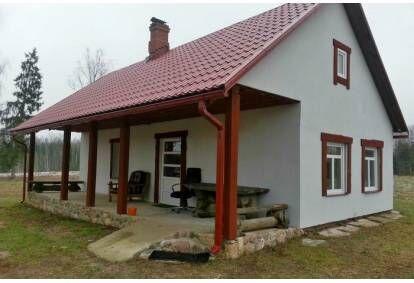 """Отдых в доме """"Ganiņi"""" и верховая езда на 2 персоны"""