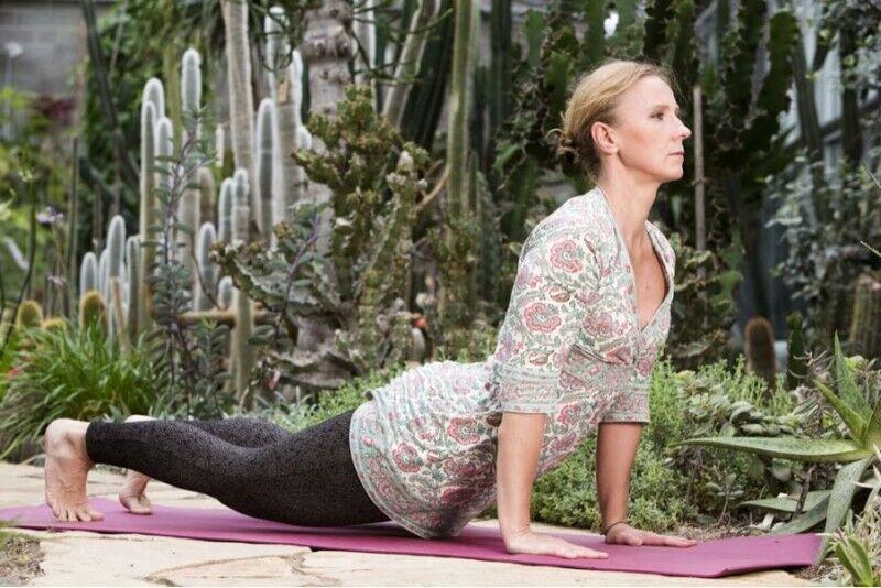 Классическая йога и шведский массаж в Таллинне