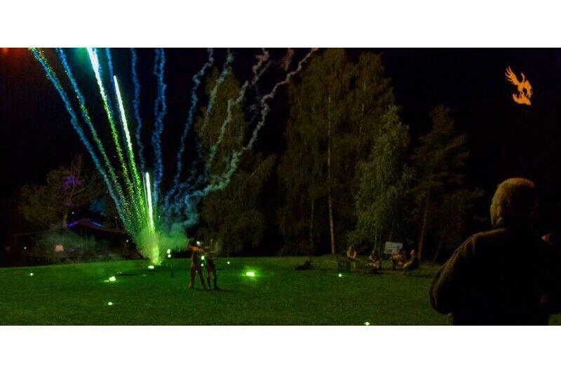 Захватывающий шоу фейерверков от Kelfirius  на Вашем празднике