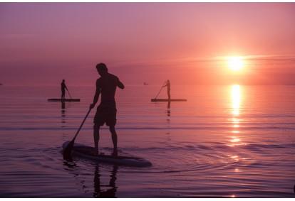 Парусная поездка в Сан-Вэлли для двух серферов из Surftown Surfing School в Таллинне