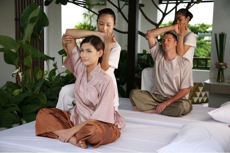 Thai Orchid SPA традициональный тайский массаж для двоих в Таллине