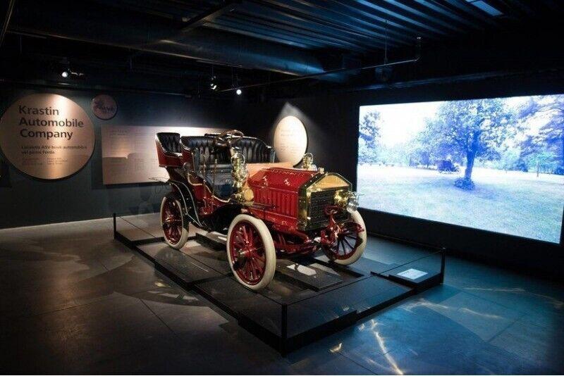 Захватывающий визит в Рижский музей транспорта для двоих