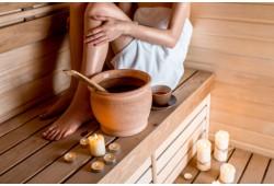 Saunateraapia keha koorimise ja meemassaažiga kahele Tallinn