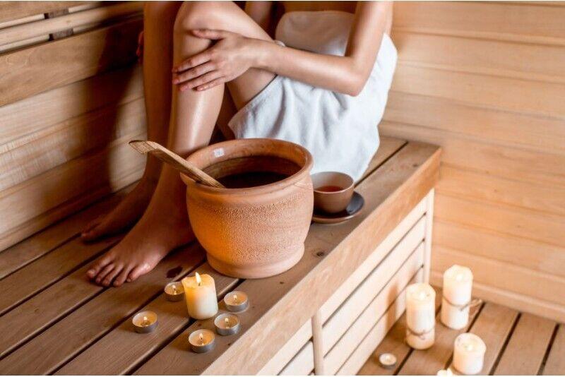 Сауна-терапия с пилингом и медовым массажем для двоих в Таллине