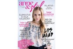 Ajakiri Anne & Stiil aastatellimus