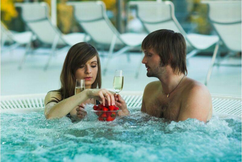 Романтический отдых с СПА отдыхом и ужином  «Двое в Пюхаярве» в Отепяе