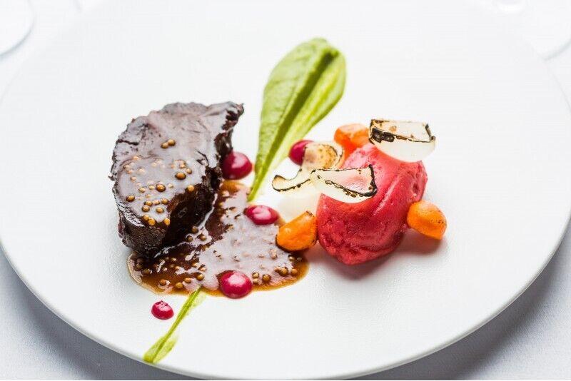GMP Pühajärve restorani viiekäiguline peakokamenüü kahele Otepää