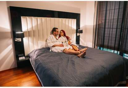 Романтический отдых в гостинице GMP Clubhotel в Отепая