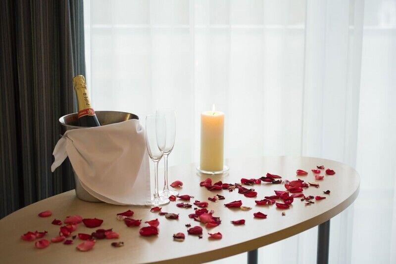 Романтический пакет «Любовь для двоих» в Spa Hotel Rüütli в Сааремаа