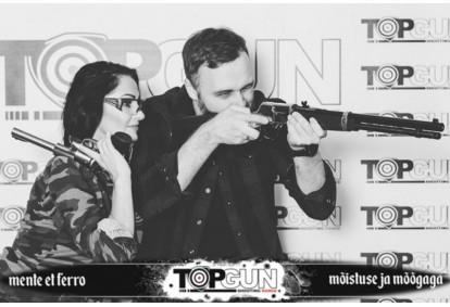 Пакет стрельбищ для двух - Классический Таллинн