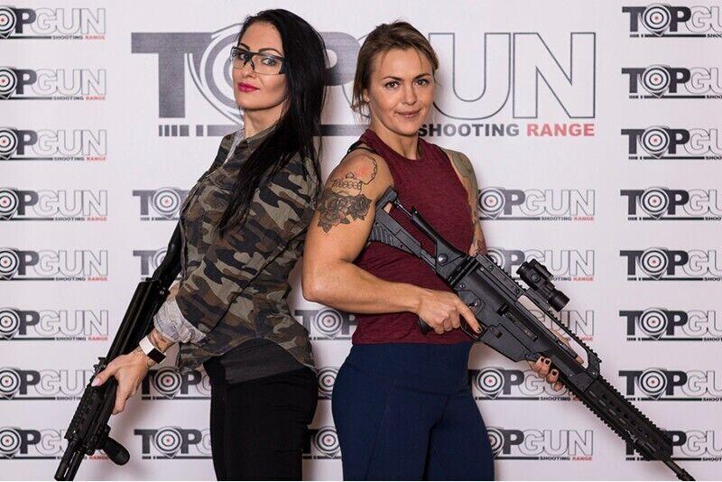 Пакет стрельбы для двоих - Сильный в Таллинне