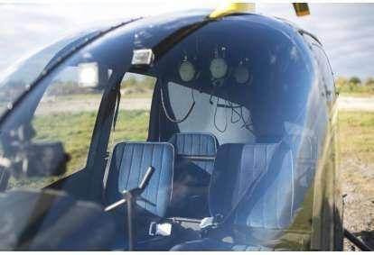Põnev foto- või vaatluslend helikopteriga