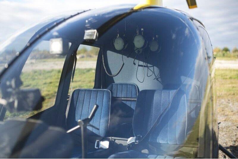 Захватывающая фотосессия или экскурционный полет на вертолете в Таллинне