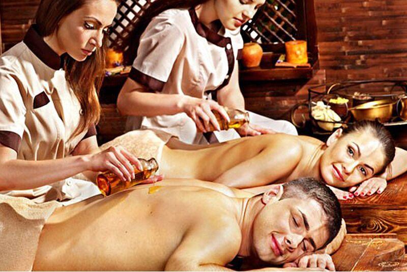 """""""Lotuse Paradiis kahele"""" Tai massaaž Tallinnas"""