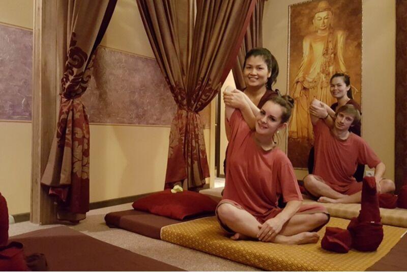Традиционный тайский массаж в Таллинне