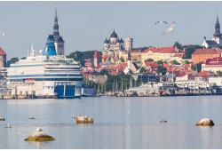 """Õhtusöök Tallinna lahel aurikul """"Katharina"""""""