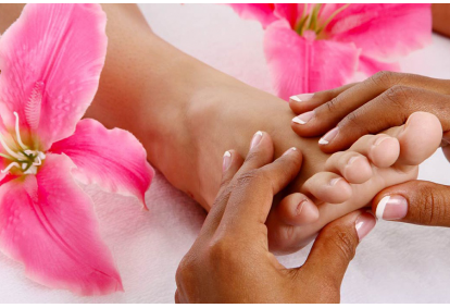 Thai Orchid SPA Расслабляющий тайский массаж ног в Таллинне