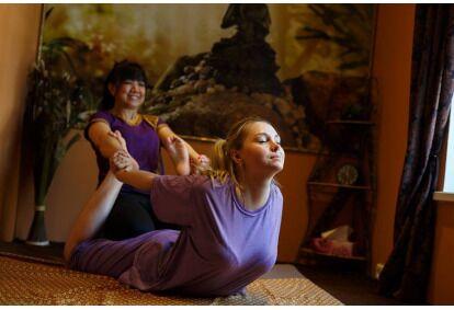Thai Orchid SPA Traditsiooniline Tai Massaaž