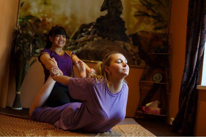 Thai Orchid SPA традиционный тайский массаж в Таллине
