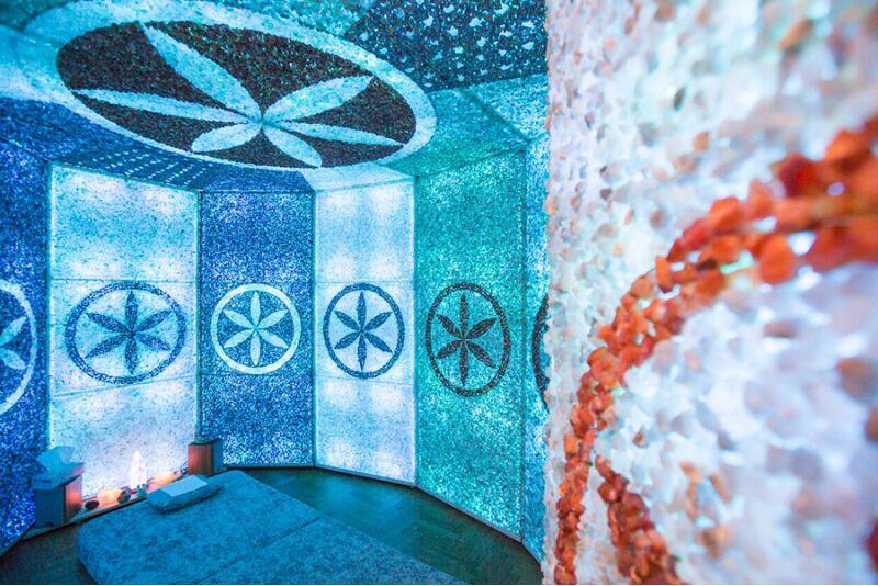 Kristallkambri põhiseanss kahele Tallinnas