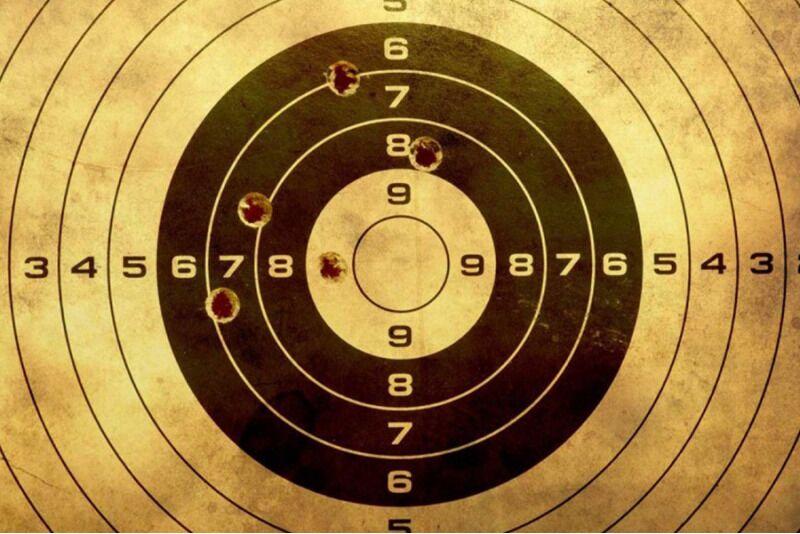 Пакет «256 выстрелов» в тире Tulika Õhkrelva lasketiir в Таллинне