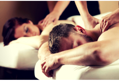 """Расслабляющий массаж для двоих в """"Hea Elu Massage studio"""" в Таллине"""