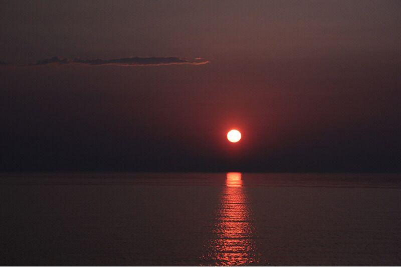 Öine romantika Tallinna lahel