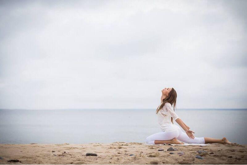 Занятие йоги 1 уровня в Таллинне